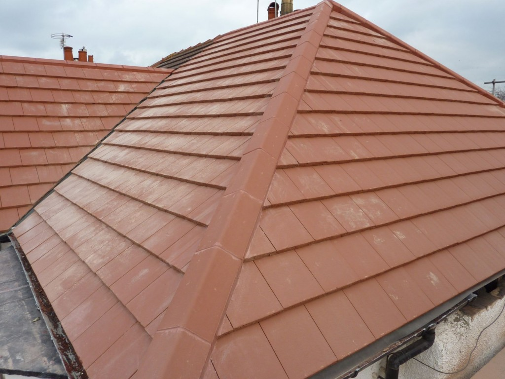 Image Gallery New Roof