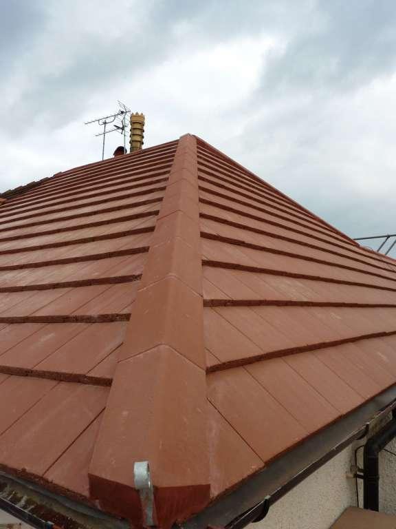 Crosby roof, utiliselofts