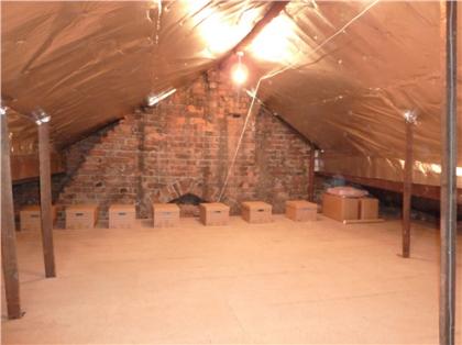 Aintree Loft Storage