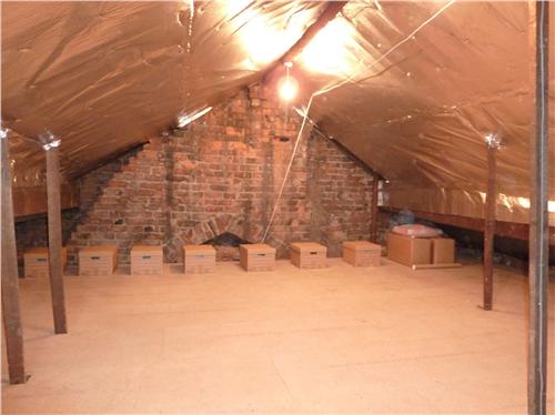 Aintree loft storage utilise lofts build for Loft storage