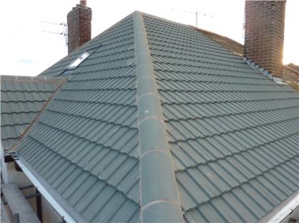 Crosby Roof1
