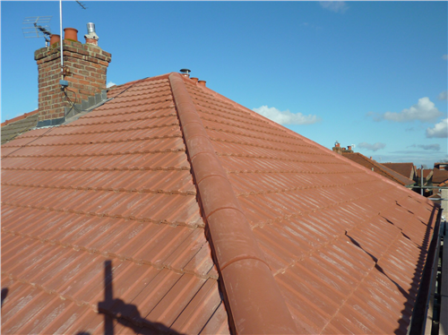 Formby roof 1