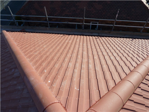 Formby roof 2