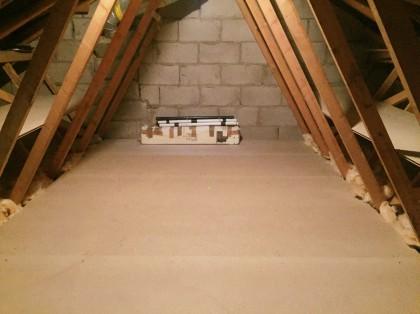Loft storage & Ladder Liverpool