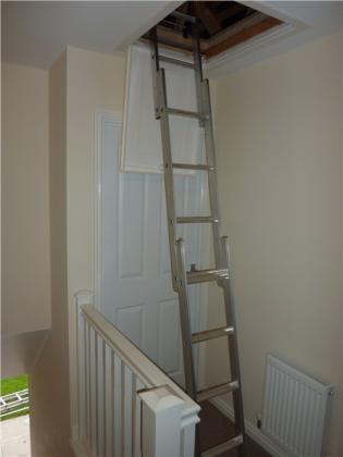 Southport loft ladder