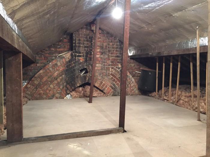 Waterloo Loft Storage