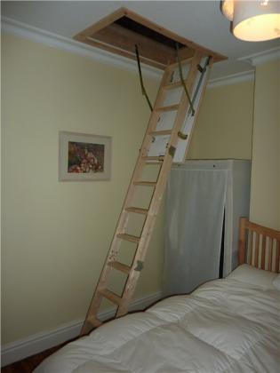 Waterloo Loft ladders