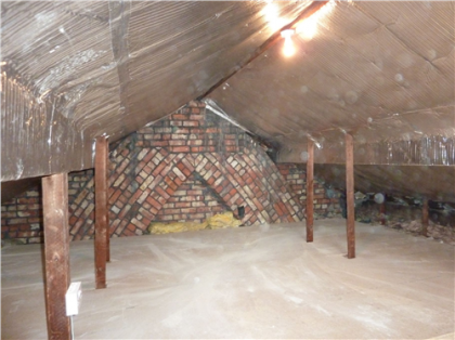 Waterloo Loft  storage 1