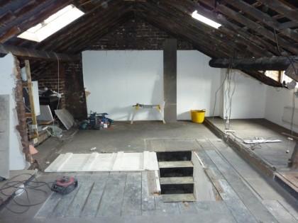 Waterlooloft renovation (before)