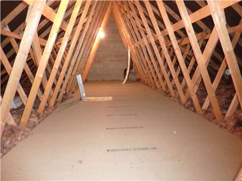 Aigburth loft storage utilise lofts build for Loft storage