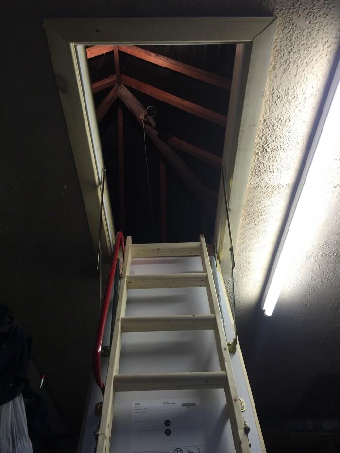 formby garage loft ladder 1