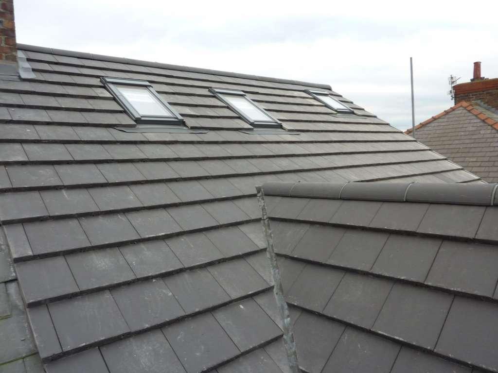 litherland loft conversion roof 1