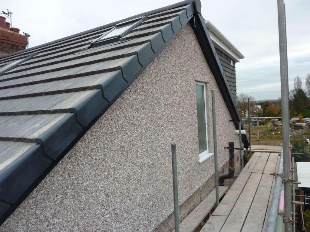 litherland loft conversion roof 2