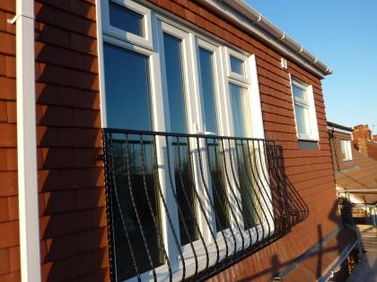 liverpool loft conversion balcony