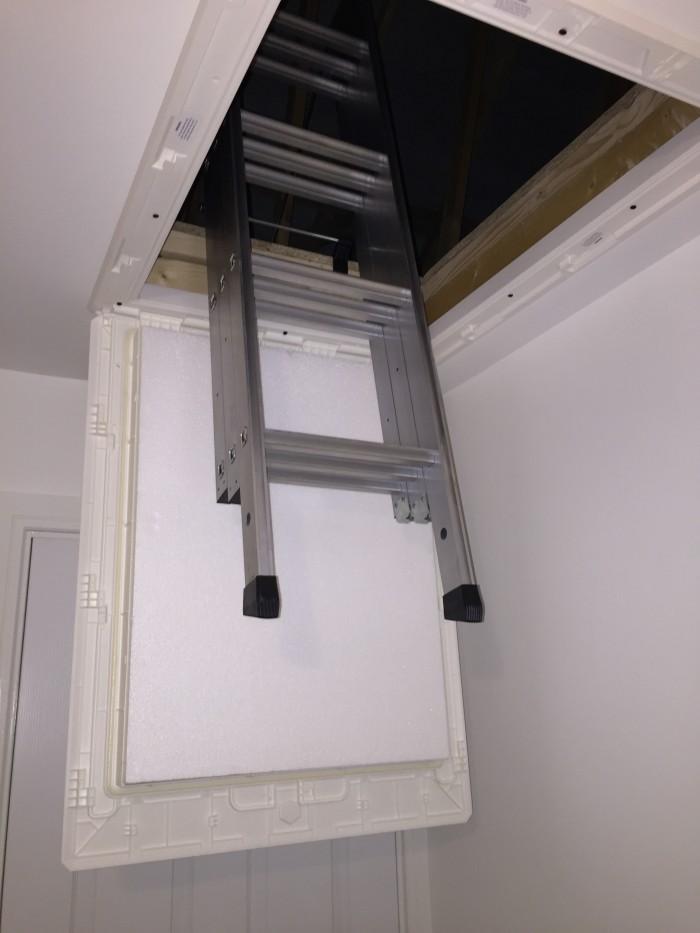 liverpool loft ladder