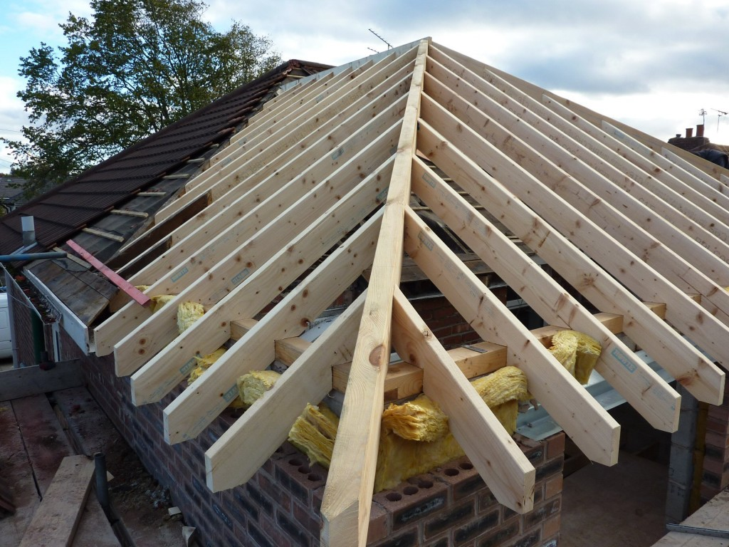 Allerton roof joinery utilise lofts build House build