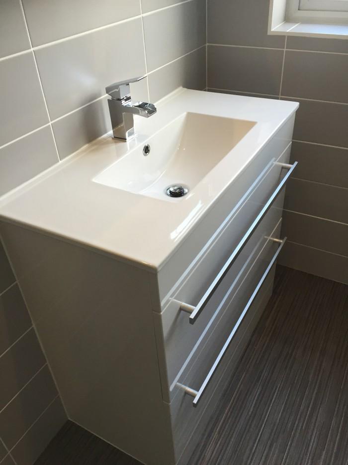 loft conversion sink