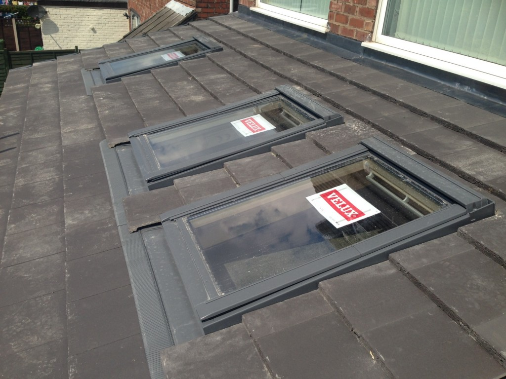 Flat to pitched roof conversion in Litherland » Utilise ...