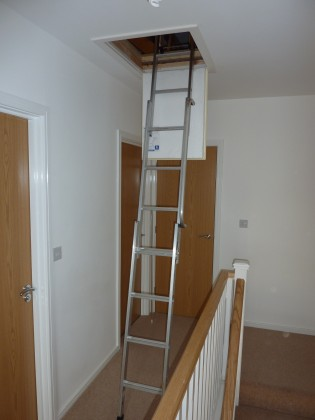 utiliselofts ladder