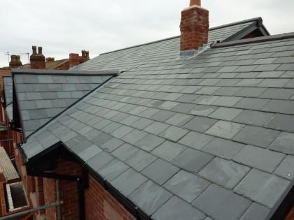 utiliselofts slate roof